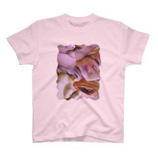 皮膚をまとうTシャツ T-shirts