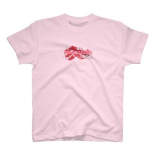 ミルクスネーク T-shirts