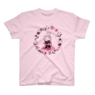 黒猫姫 T-shirts