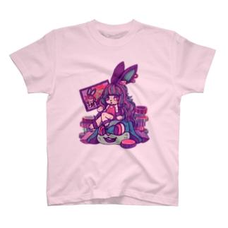 バニーガール T-shirts