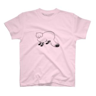 mori01(ten) T-shirts