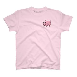 モブ太 T-shirts