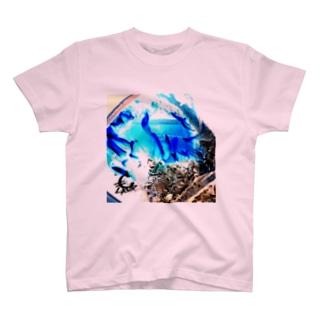 Negative tee T-shirts