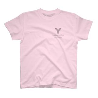 プラナリアは頭が割れても元気 T-shirts