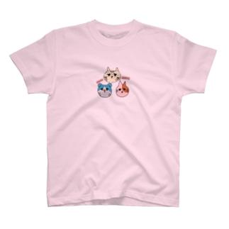 みゅうみゅう猫ちゃん T-shirts