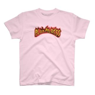 PLAYFULNESS T-shirts