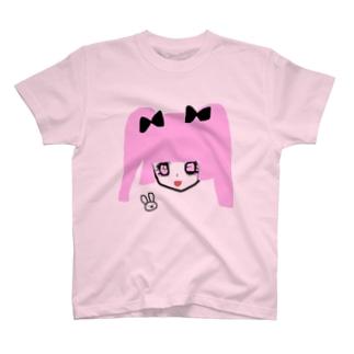 ゆめかわ姫乃ちゃん。 T-shirts