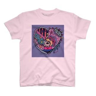 休業中ですの👁 T-shirts