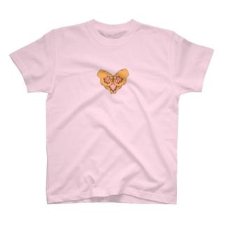 love hand T-shirts