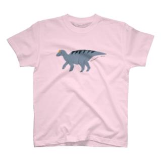 あおきさくらのむかわ竜®️むかわ町 T-shirts