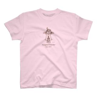 Marginal Traveler T-shirts