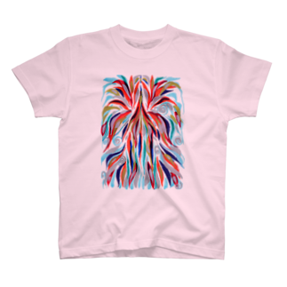 音楽工房田中(YouTuber,Music,Healing)の瀬織津姫.昇り T-shirts