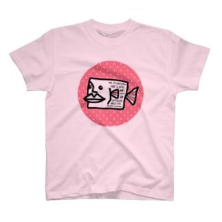 サークルなだぎょ T-shirts