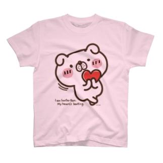 いぬ田さん・はーと♥ T-shirts
