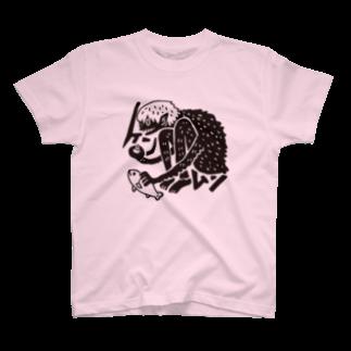 seiji takezoeのケンムン T-shirts
