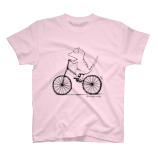 ツギオ屋のOn My Bike T-shirts