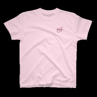 8.7のゆにこーんちゃん T-shirts
