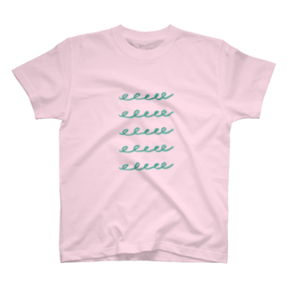 てんてんてんのくるくるくる T-shirts