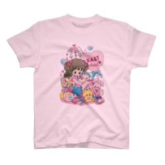 BABY closet T-shirts
