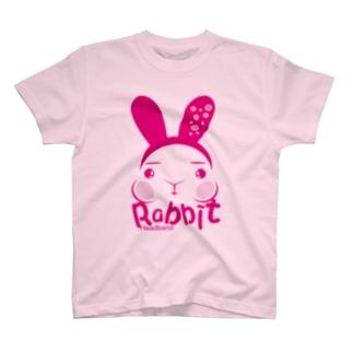 うさピット1.0 T-shirts
