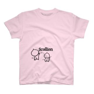 Scallion(s.i.r.i.) T-shirts