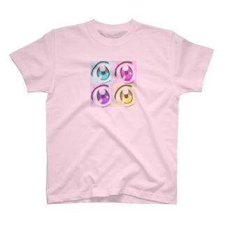 のぞみのめ T-shirts