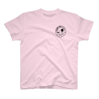 ハイカラーTシャツ 原色以外 T-shirts