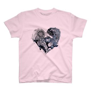 かおすなはーと T-Shirt