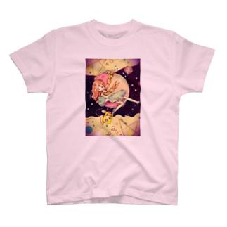 おやすみcancer T-shirts
