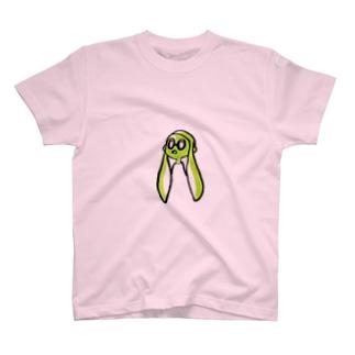 イカよろしく T-shirts