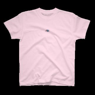 たらぷのみけきちあじ T-shirts