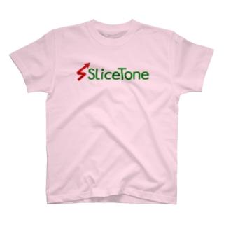 Slicetone OfficialのSlicetone公式グッズ T-shirts
