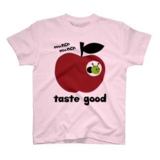 むしゃむしゃムシくん T-shirts
