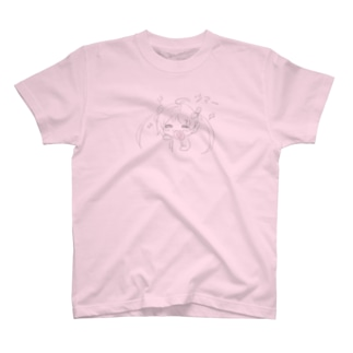ウマー!少女 T-shirts