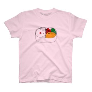 おみかんinお弁当箱 T-shirts