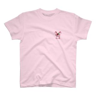 小鹿のBibi T-shirts