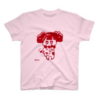 胃袋の妖精(オトメ) T-shirts