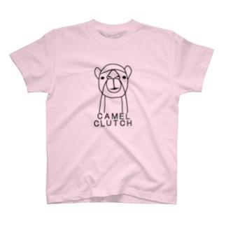 キャメルクラッチ T-shirts