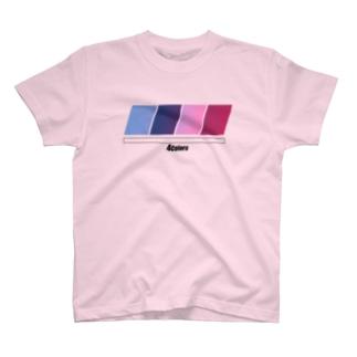 Berry▲ Black T-shirts