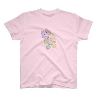 くまのこチャンプ T-shirts