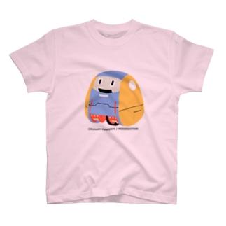 メカトロTP「スマイル」 T-shirts