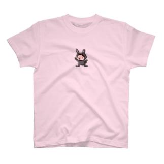 ウサギのマーちゃん  T-shirts