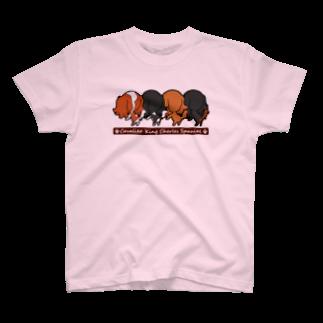 Shimiyasuのキャバズ イラストグッズ№02 T-shirts