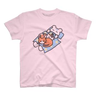 猫のいる生活 T-shirts