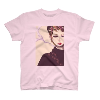 しがれっとちゃん T-shirts