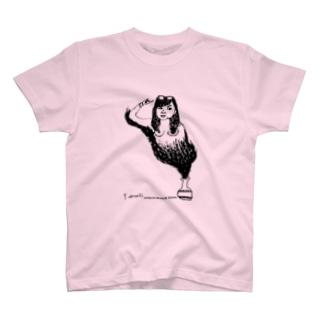 壺からハニー T-shirts