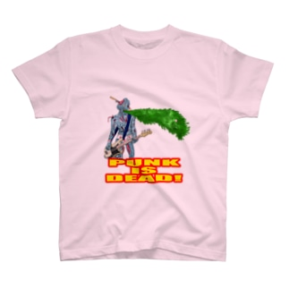 punk is dead! T-shirts