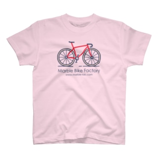 Marble Bike Factory T-shirts