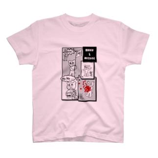 マクー&ミヅネ T-shirts