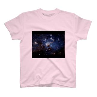 大マゼラン星雲の星形成領域、LH 95 T-shirts